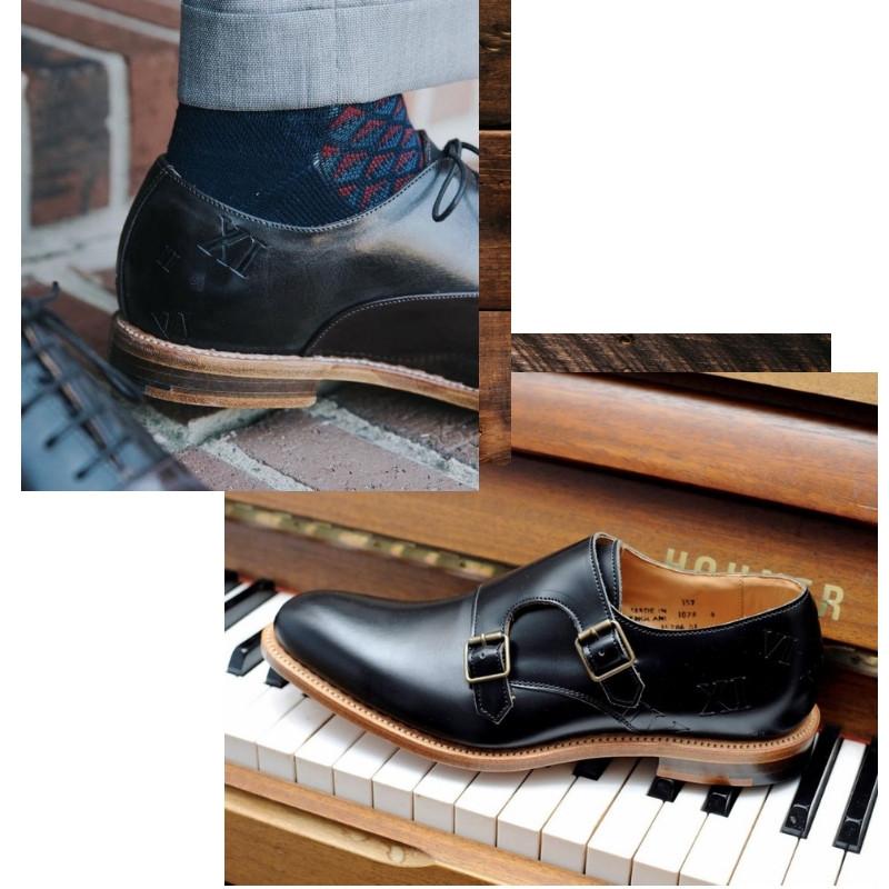 Meet The Maker: Percy Stride Footwear