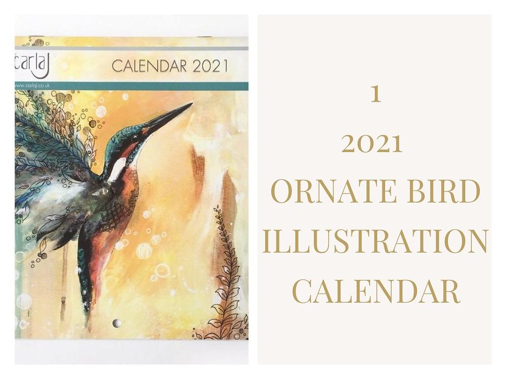 Carla J - Bird Calendar