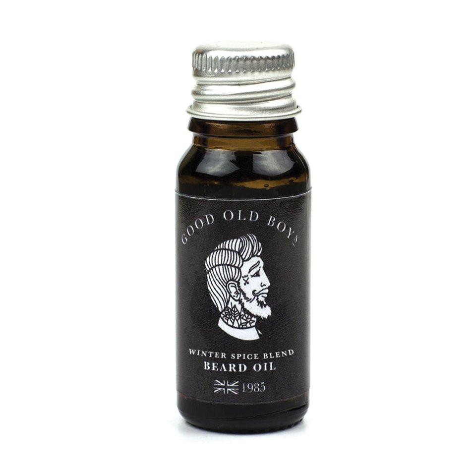 Good Old Boys - Winter Spice Blend Beard Oil