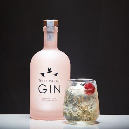 Three Wrens Rhubarb Gin