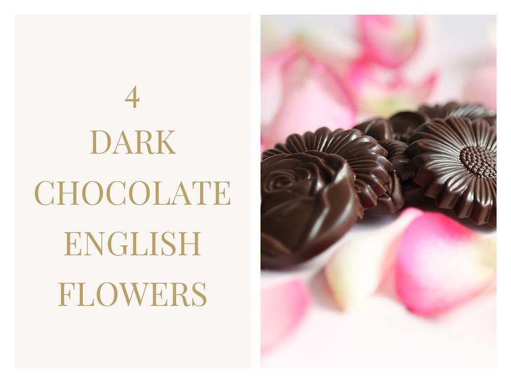 Chocolate English Flowers - Flowers & Thorne