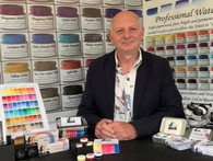British Fine-Art Materials Manufacturer aiming to gain a 10% share of the UK's  watercolour market.