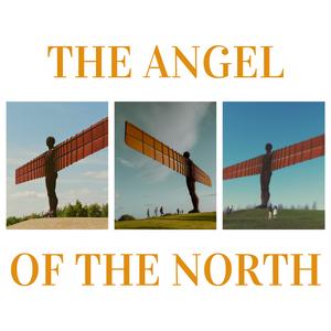 The Angel Of The North, Gateshead, Tyne and Wear, England