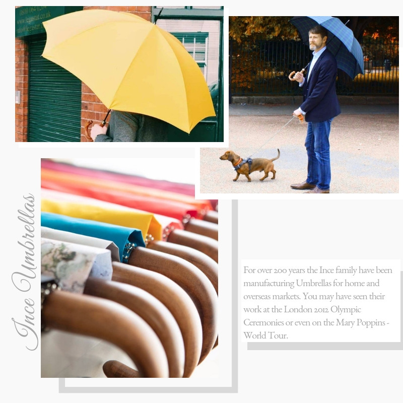 Ince Umbrellas - Spring/Summer Must Haves
