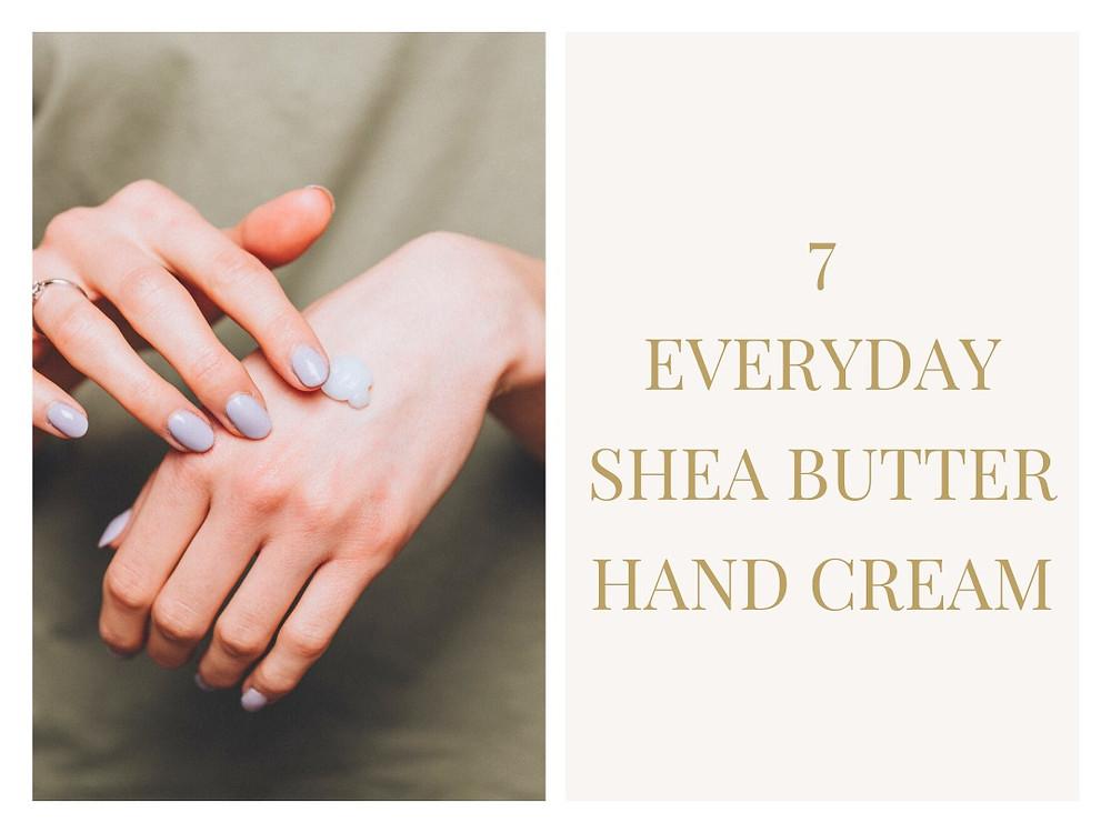 Everyday Shea Butter Hand Cream - Kalinka Skincare