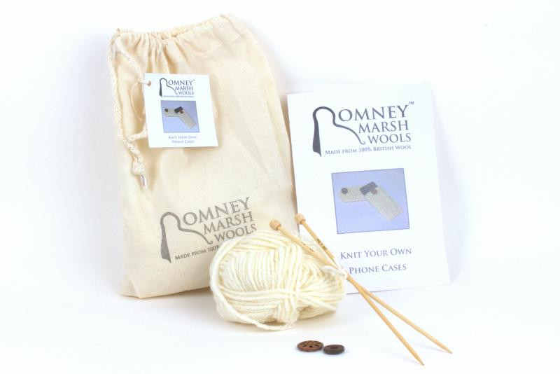 Romney Marsh Wools: Knit Kit