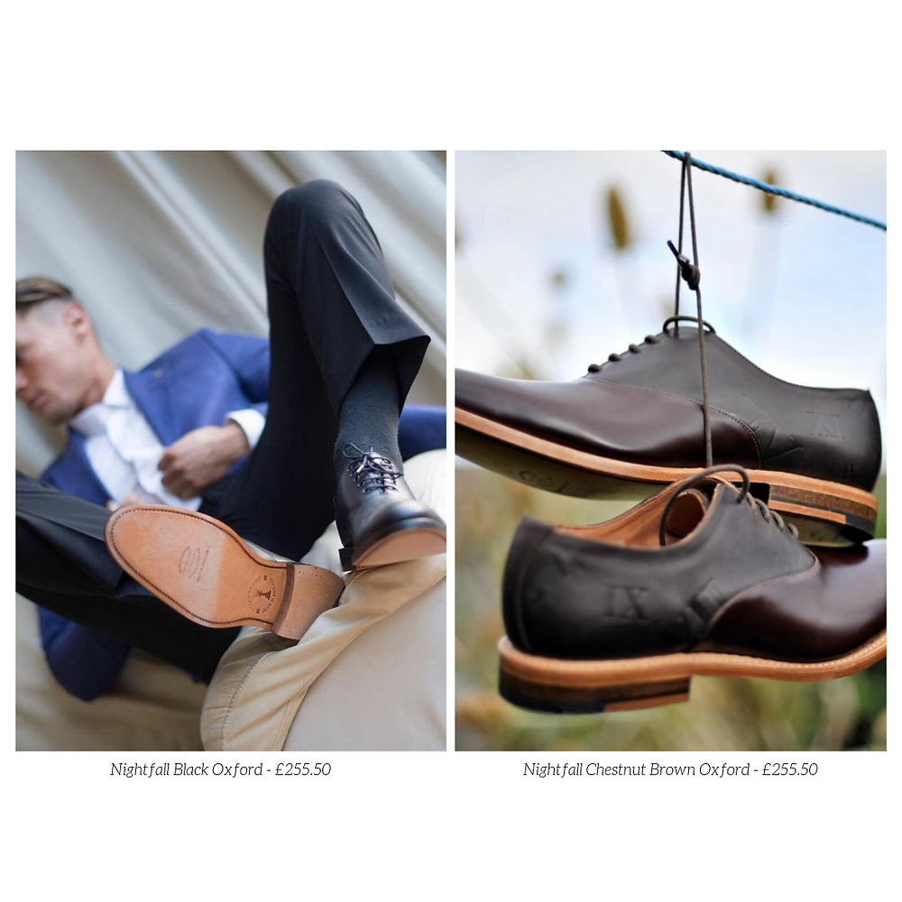 Men's British Made Shoes