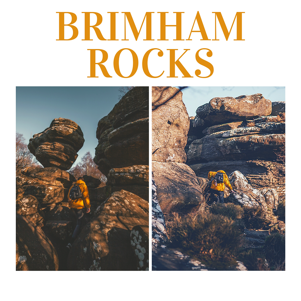 Brimham Rocks, Summerbridge, North Yorkshire, England