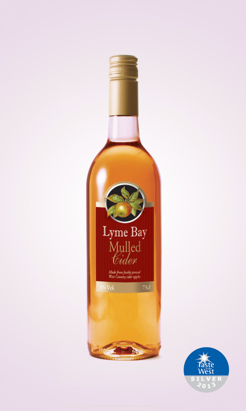 Lyme Bay Winery: Mulled Cider