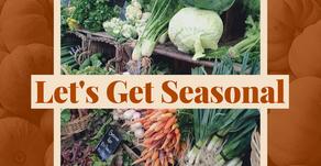 Let's Get Seasonal: British Produce in Season This October