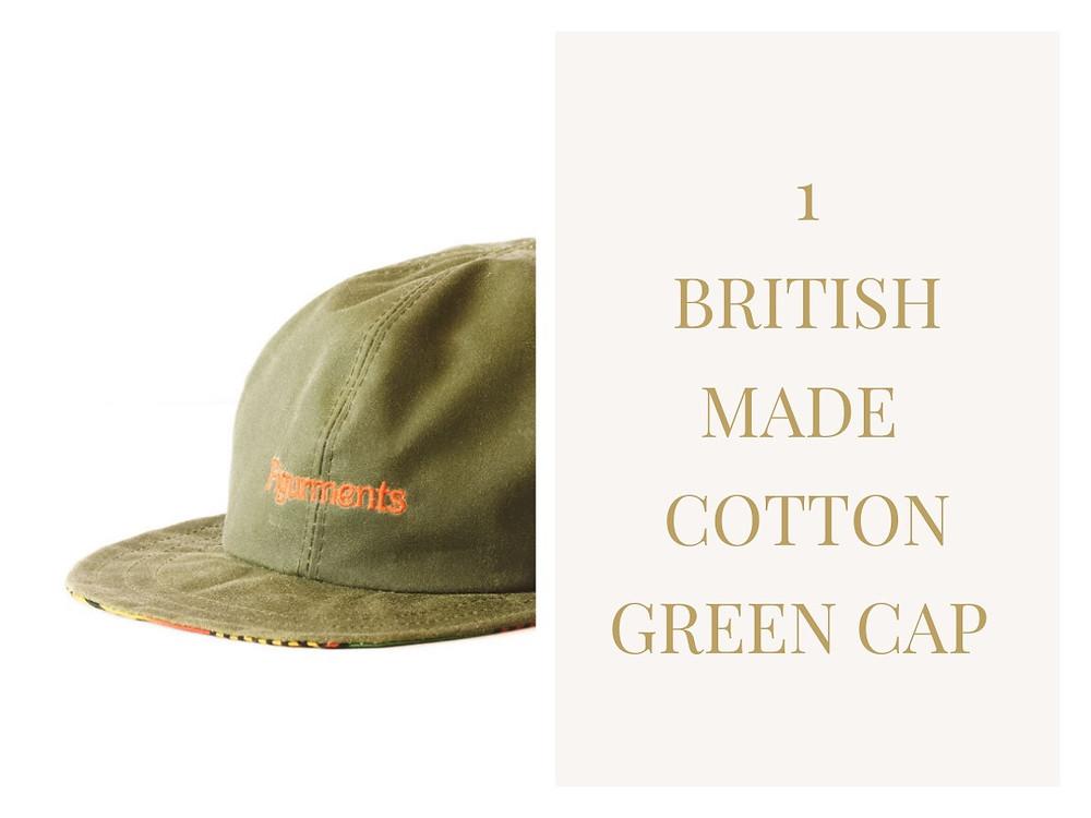 Green Cap Figurments