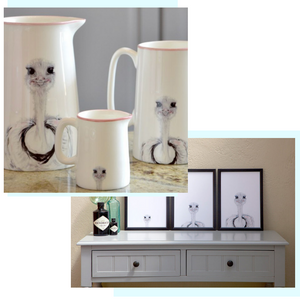 Meet The Maker: Emily Smith Designs: Jugs and Prints