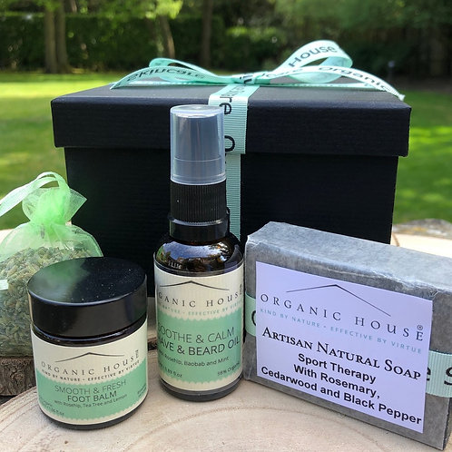 Men's Shave Oil Gift Box