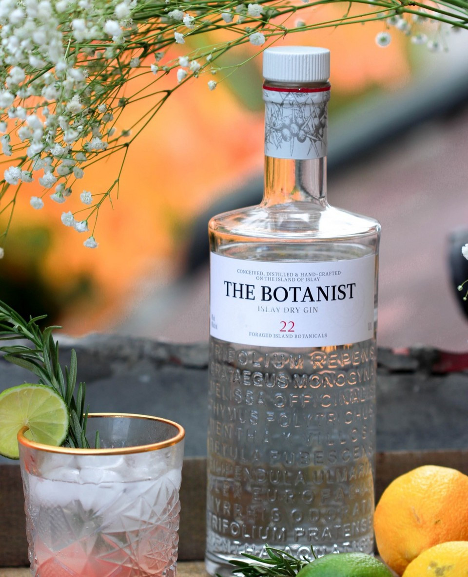British Gin: The Botanist