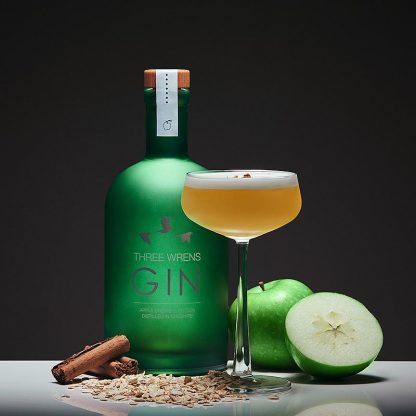 Three Wrens Apple Crumble Gin