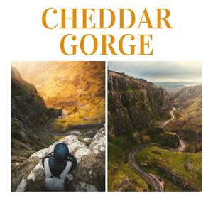 Cheddar Gorge, Cheddar, Somerset, England