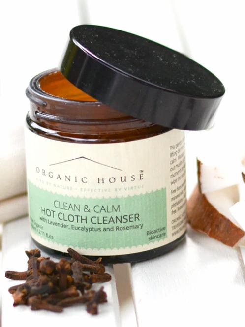 Clean & Calm Hot Cloth Cleanser