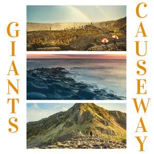 Giants Causeway, Bushmills, Northern Ireland