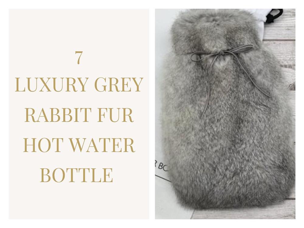 Luxury Fur Hot Water Bottle from The Fur Hot Water Bottle Company