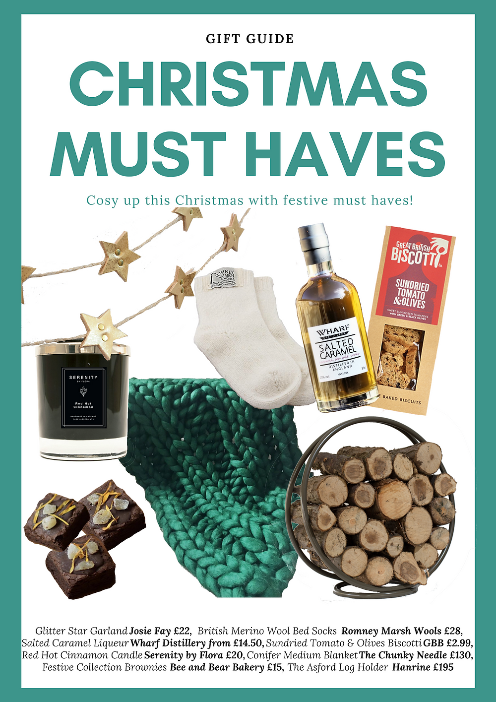 Christmas Must Haves Gift Guide