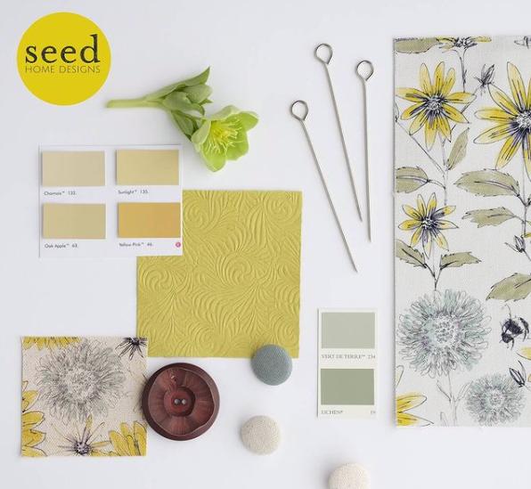 Seed Home Designs Mood Board