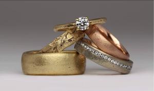 Justin Duance - Handmade Rings