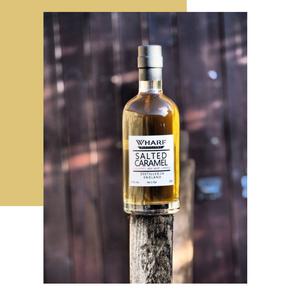Wharf Distillery: Salted Caramel Liqueur