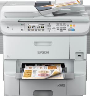 Imprimante Epson WorkForce Pro WF-6590DWF