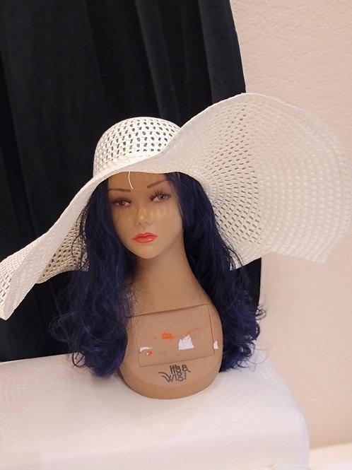 Cream Extra Wide Floppy Hats