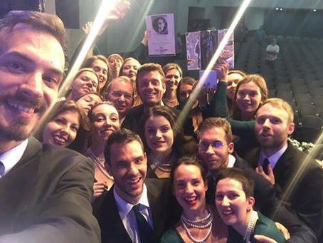Sonjini pevači pobednici natpevavanja na Mokranjčevim danima