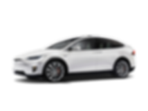 Tesla Model X Auto Wrappen