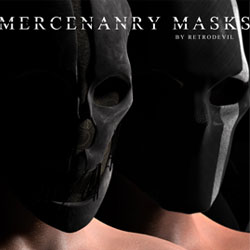 Mercenary Masks