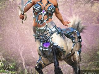 Forest Queen for Centaur Female 8