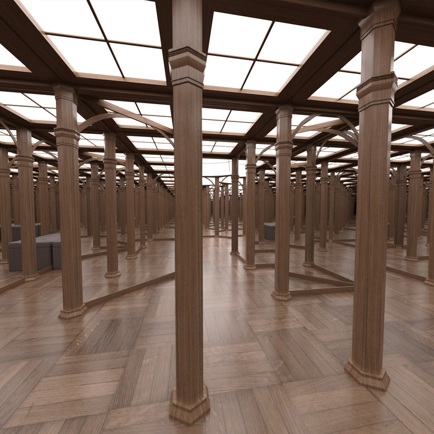Hall of Mirrors alt view