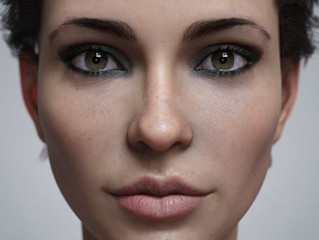 Free Genesis 8 Female Makeup Collection