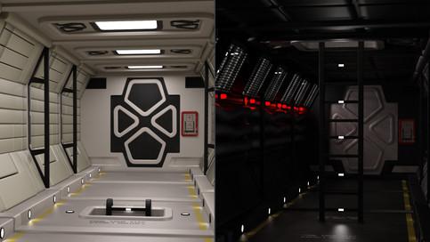 Sci Fi Passageway