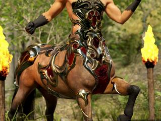 Forest Marauder for Centaur Male 8