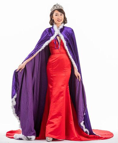 19 Charlotte Chai Miss Singapore Interna