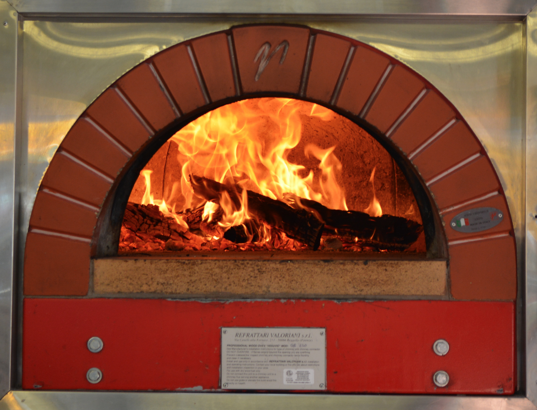 Mugniani Valoriani Wood Fired Oven