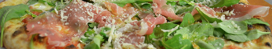 Crudo E Parma Pizza