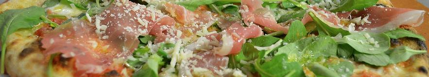 Crudo E Parma Pizza