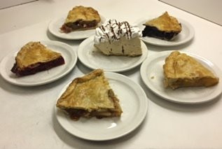 Assorted Homemade Pies