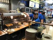 Staff at Grill