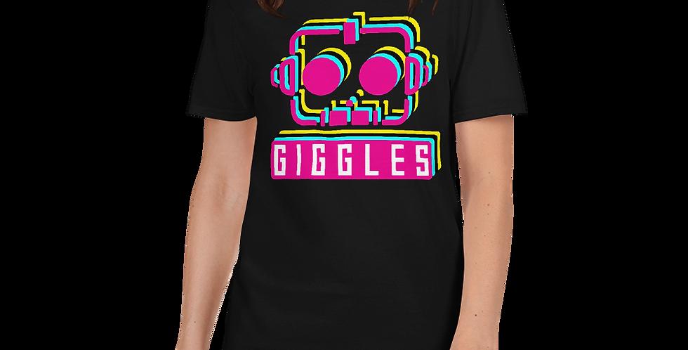 RobotGiggles Short-Sleeve Unisex T-Shirt