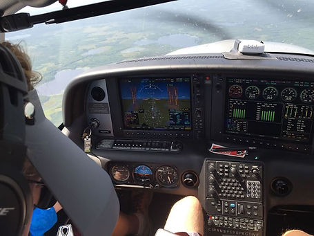 IFR Course Instrument Rating