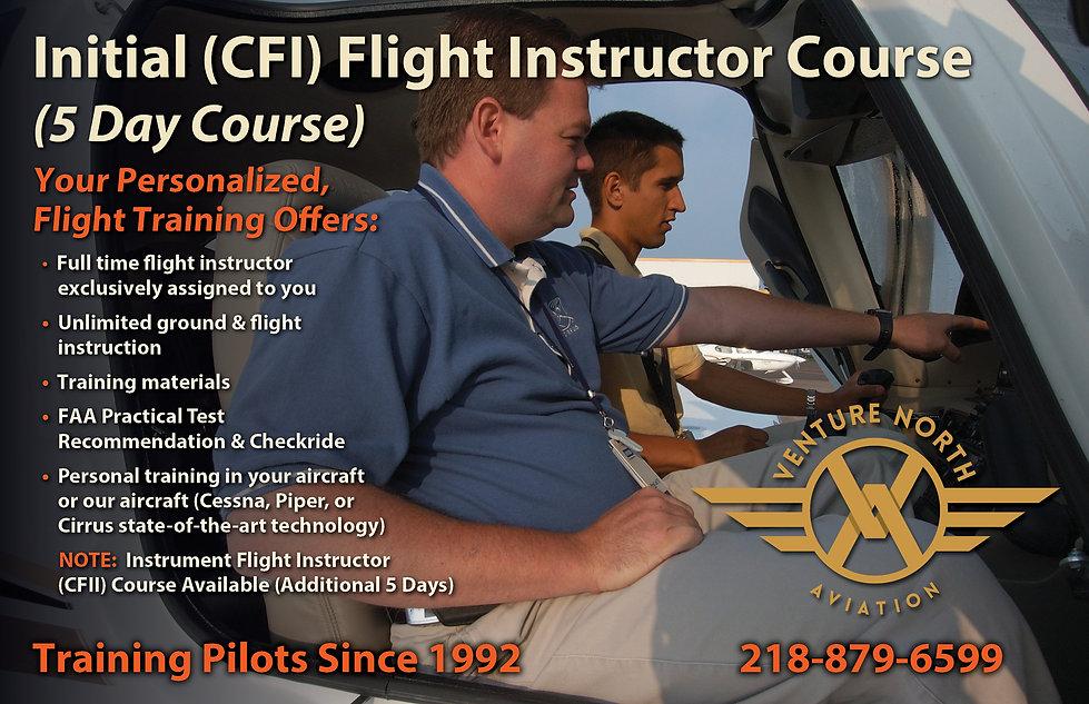 5 Day CFI Course