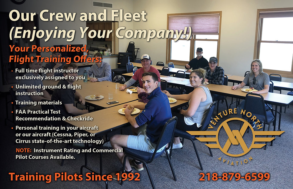 Our Crew and Fleet