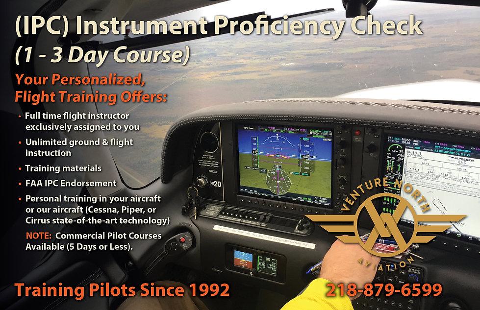Instrument Proficiency Course IPC