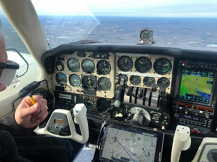 IFR Fnish Up Course