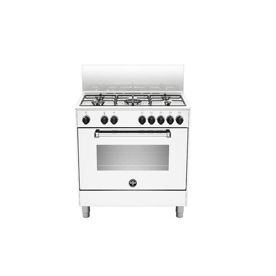 Cucina con forno elettrico 80x50 La Germania